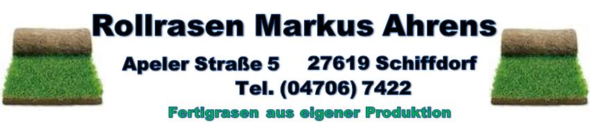 Rollrasen Markus Ahrens