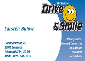 "Fahrschule ""Drive & Smile"""