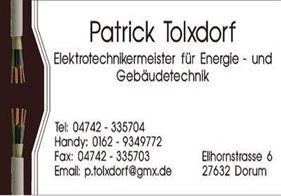 Patrick Tolxdorf