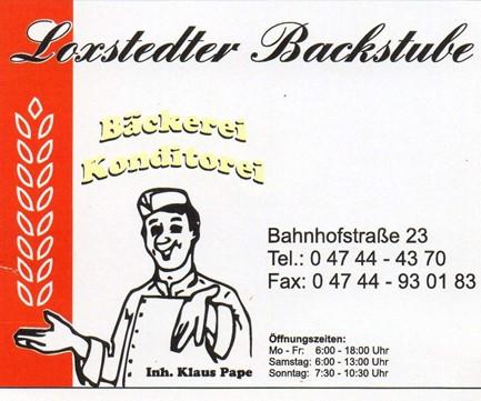 Loxstedter Backstube